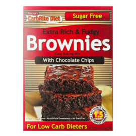 Doctor's CarbRite Diet – Chocolate Chip Brownie Mix