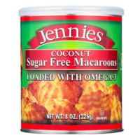 Jennies Sugar Free Coconut Macaroon