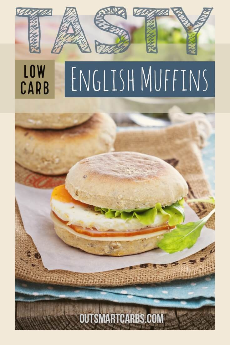 Low Carb English Muffins
