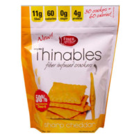 Fiber Smart Thinables Fiber Infused Crackers
