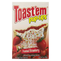 Toast'em Pastry Tart (Frosted Strawberry)