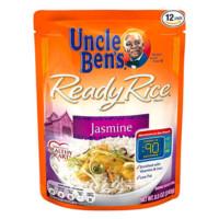 Uncle Ben's Ready Rice (Jasmine)