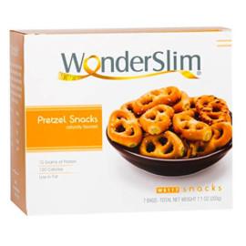 WonderSlim High Protein Pretzels