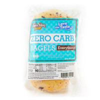 ThinSlim Foods Zero Carb Everything Bagels